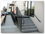 Store front Ramp