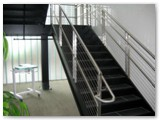 Stainless Steel Cable Stairs Rail
