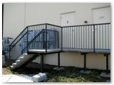 Freight Dock Stairs and Landings